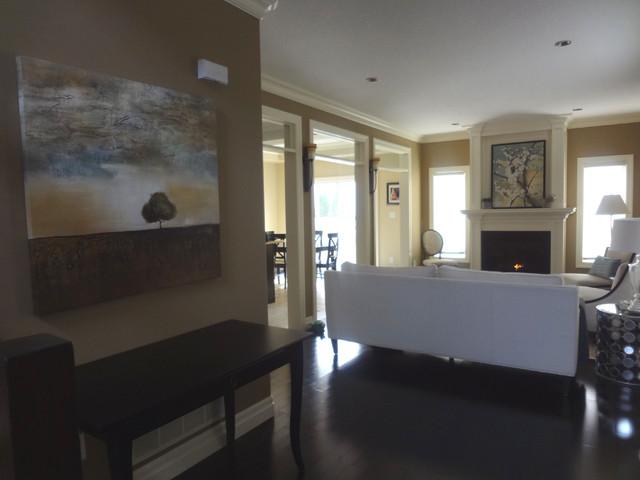Interior Design contemporary-hall