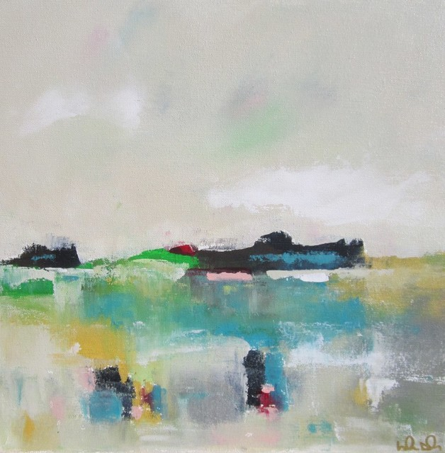 Linda Donohue -Recent Paintings modern-artwork