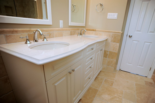Ensuite & Main Bathrooms bathroom