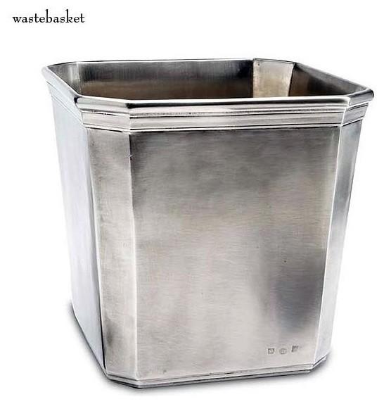 Dolomiti Wastebasket eclectic-toilet-accessories