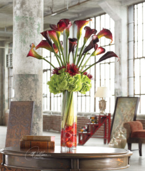 60066 Florals Botanicals by uttermost modern-indoor-pots-and-planters