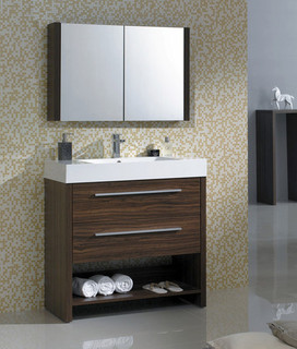 Bathroom Vanities Toronto - modern - bathroom vanities and sink