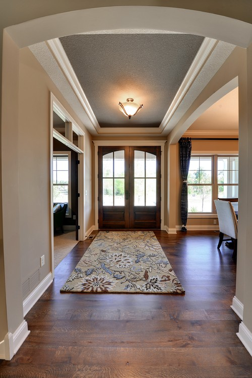 Houzz Foyer Paint : Do you know the wall and tray ceiling paint colors