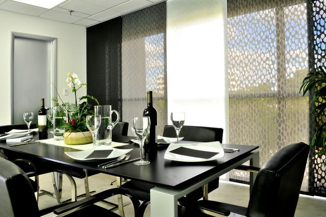 Window Fashionwear modern-dining-room