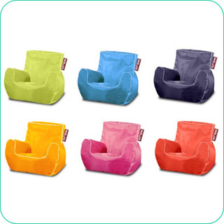 Mini Me Kids Beanbag Chair - Contemporary - Kids Chairs - by Metro Mum