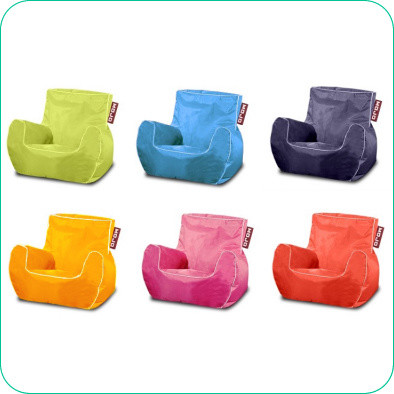 Mini Me Kids Beanbag Chair Contemporary Kids Chairs