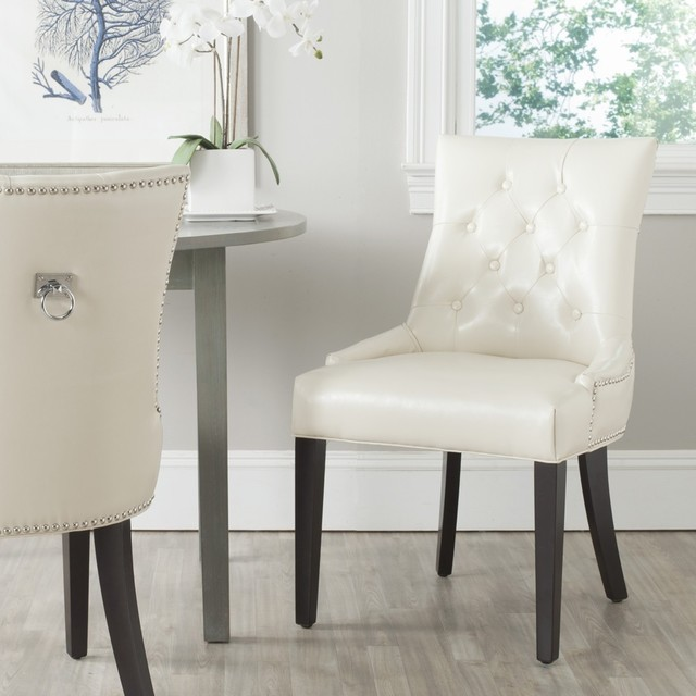 Safavieh Harlow Off-White Ring Chair (Set Of 2
