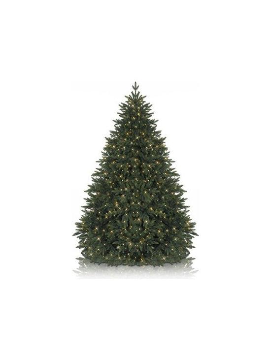 Balsam Hill Centennial Fir Instant Evergreen™ Artificial Christmas Tree - INNOVATIVE DESIGN WITH BALSAM HILL'S CENTENNIAL FIR INSTANT EVERGREEN™ |
