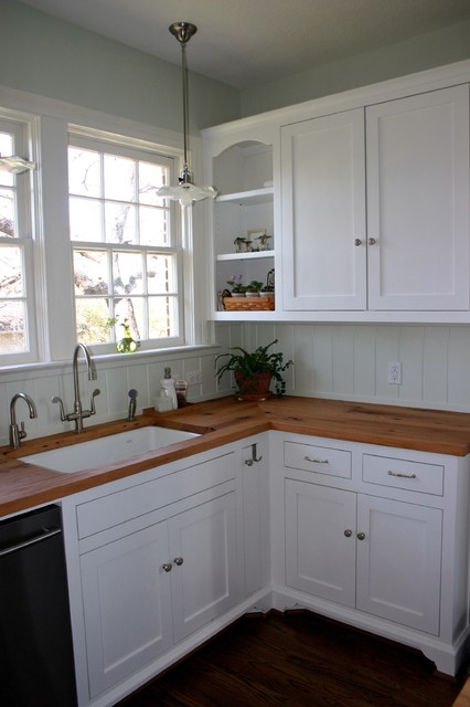 Reclaimed White Oak Wood Tops Are Perfect For Historic