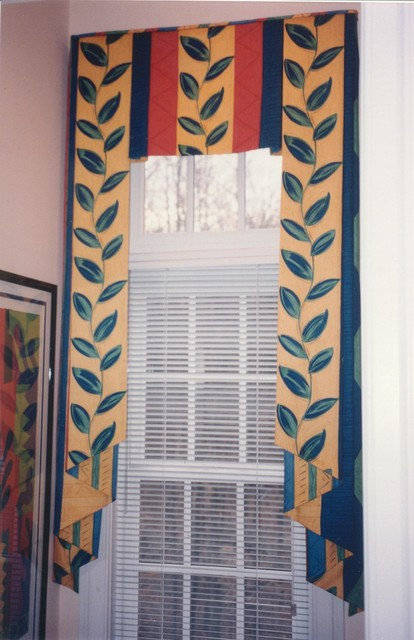 Traditional Window Treatments Updated For Today