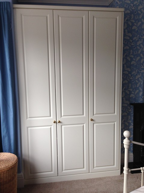 Fitted Alcove Bedroom Wardrobes Traditional Yorkshire And The