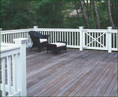 Custom Deck Railing Traditional Outdoor Grills Other