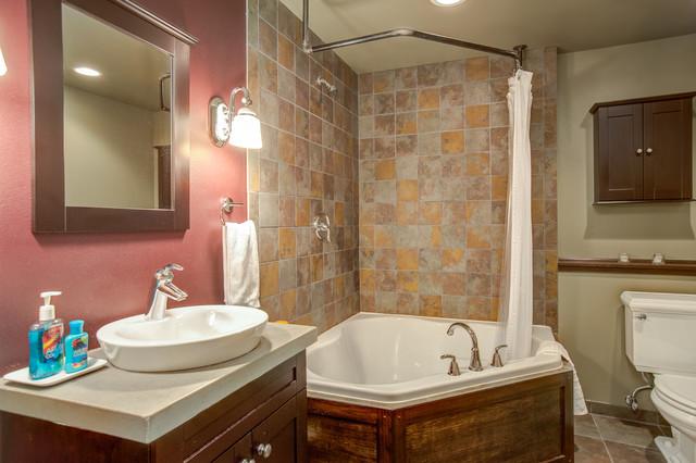 Callaway contemporary-bathroom