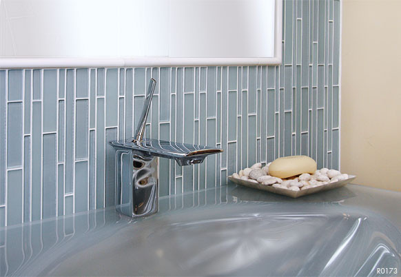 Akdo Tile modern bathroom tile