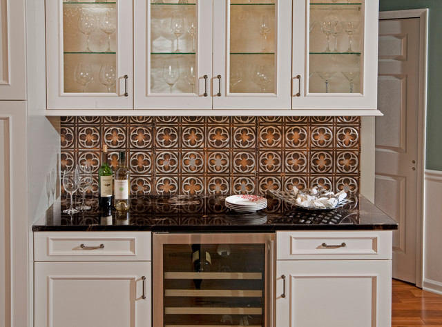 tin backsplash contemporary tile tampa by american tin ceiling