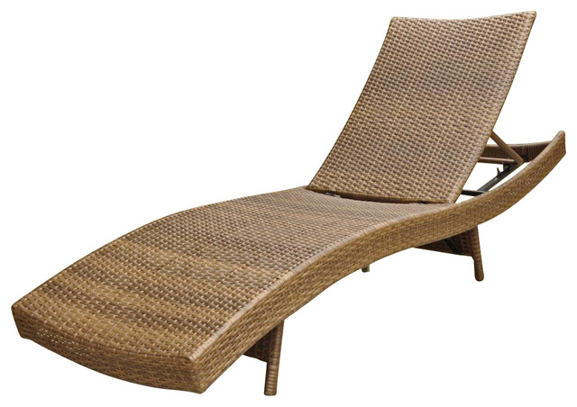 Multi positional chaise lounge contemporary outdoor for Chaise longue tours