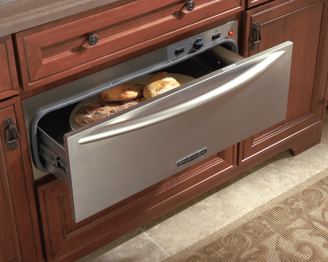 Kemper Warming Drawer Cabinet - Warming Drawers - other metro - by MasterBrand Cabinets, Inc.