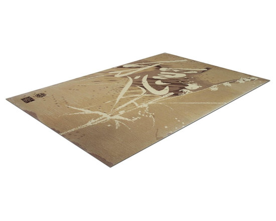 Zen Rug Collection Serenity - Allure Custom Rug Studio. Can be made in any size, color, or shape. Made in Denver