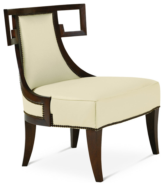 Greek lounge chair contemporary armchairs and accent for Modern lounge furniture