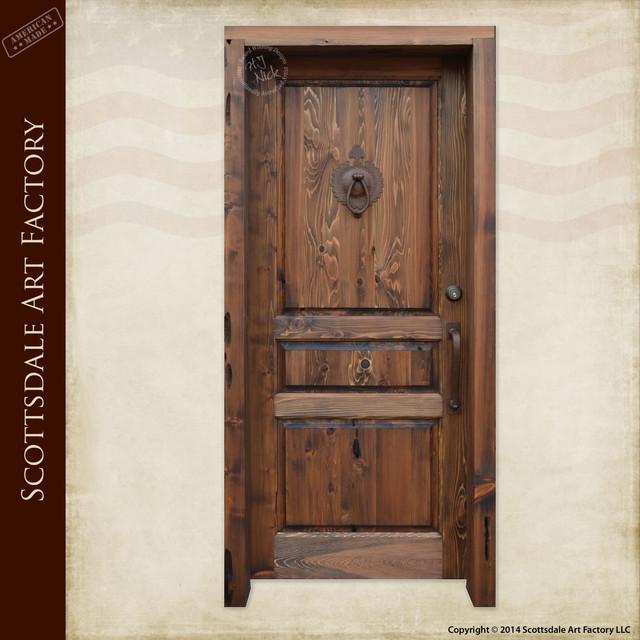 Front Doors Traditional Front Doors Phoenix By SCOTTSDALE ART FACTORY