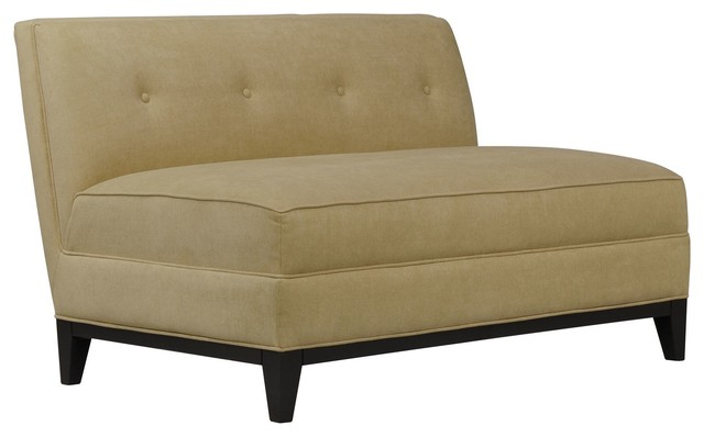 Holden Settee Indoor Chaise Lounge Chairs los angeles by Living Spaces