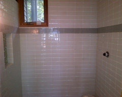Popular Tile Staggered Or Straight