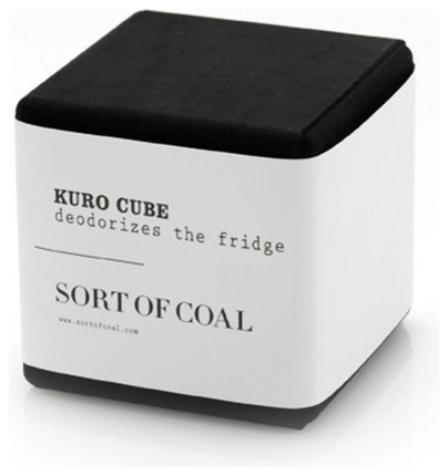 Kuro Cube - Fridge Freshener eclectic-household-cleaning-products