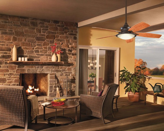 Ceiling Fans - The Cameron Ceiling Fan Collection from Kichler