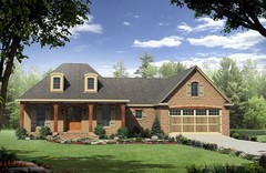 House Plan 59165 at FamilyHomePlans.com