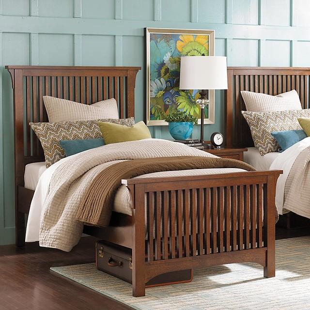 Bassett Furniture Gallery craftsman-kids-beds