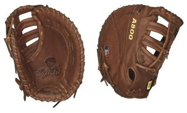 Wilson A800 1st Base Mitt modern-oven-mitts-and-pot-holders
