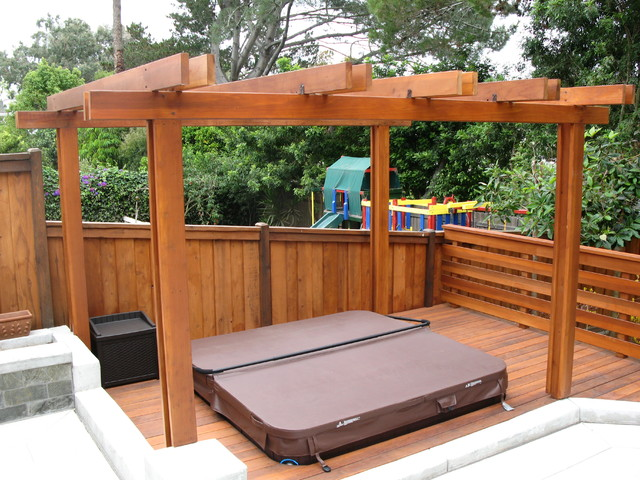 patio covers wood work contemporary patio