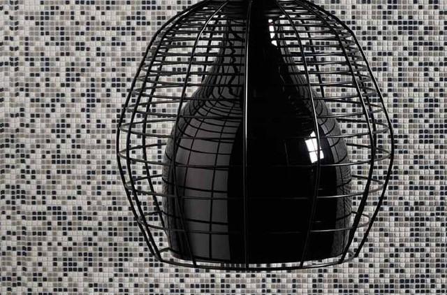 I Frammenti White/Grey/Black contemporary-tile