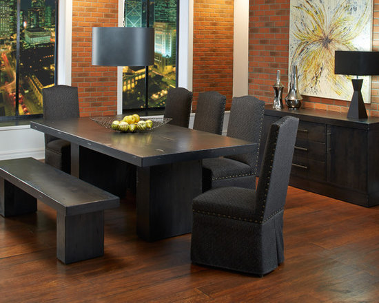 LOFT Collection by Canadel - Table:TRE 0-4288-59NAR-PS-NF