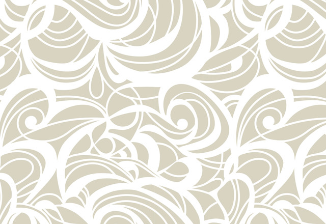 "Champagne Swirl Linen Tablecloth, 108"" Round contemporary-tablecloths"