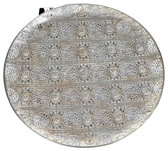 Concepts Life Decorative Plate Luminous Lace Collection