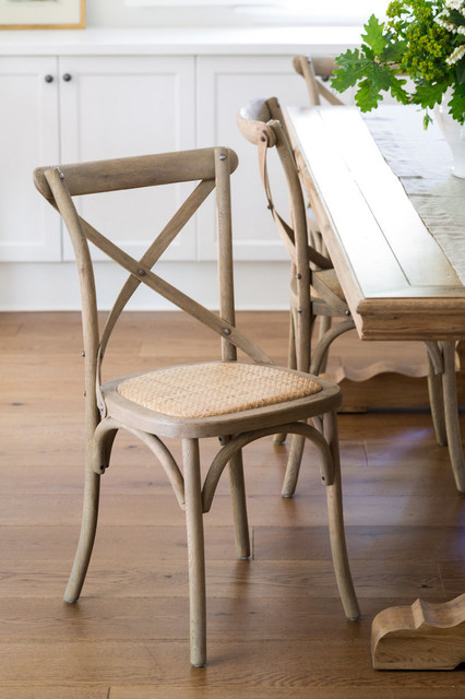 Cross Back Dining Chair Traditional Dining Chairs Sydney By Lavender