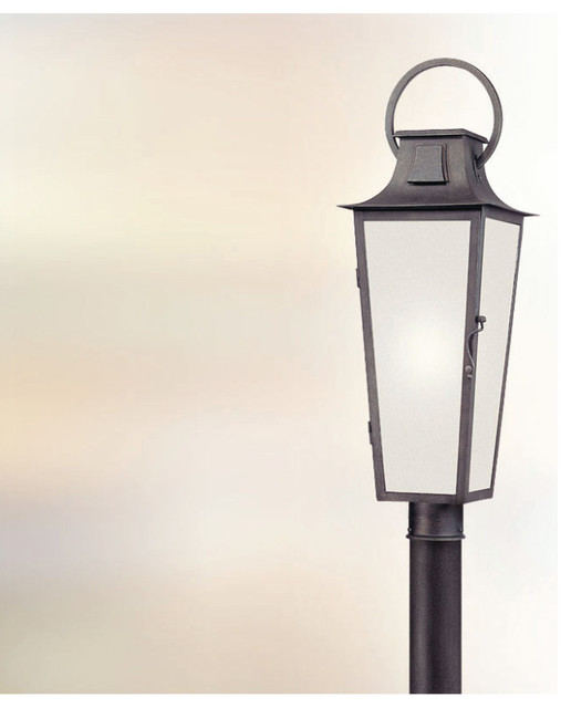 French Quarter Post Lamp