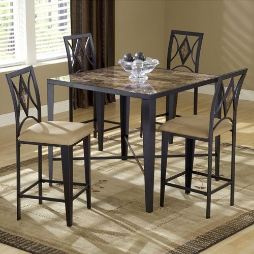 Stunning Naugatuck 5 pc. Counter Height Dining Set contemporary-dining-tables 500 x 500 · 72 kB · jpeg