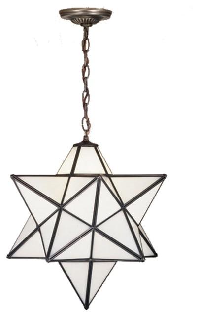 meyda tiffany moravian star 24 modern contemporary outdoor pendant light x 4 contemporary. Black Bedroom Furniture Sets. Home Design Ideas