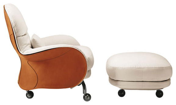Living Room Chairs by depadova.it
