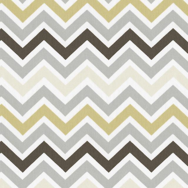 River Rock Chevron Fabric contemporary-fabric