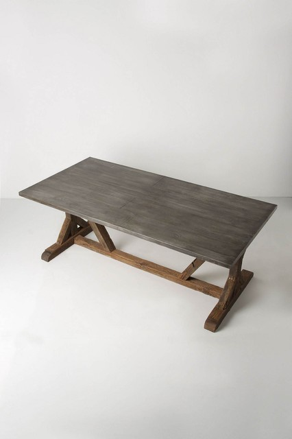 Modern Farmhouse Table - Anthropologie.com traditional-dining-tables