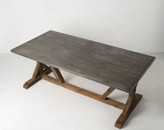 Modern Farmhouse Table - Anthropologie.com rustic-dining-tables