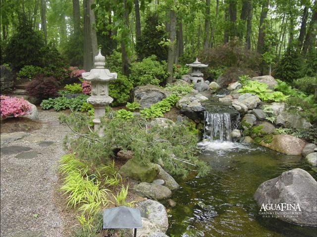 Water Gardens modern-landscape