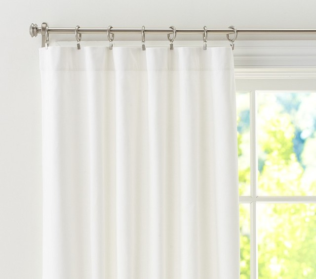 Curtains With Remote Control Pottery Barn Window Blinds