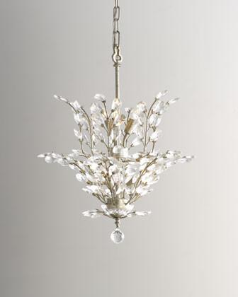 Upside-Down Chandelier traditional-chandeliers