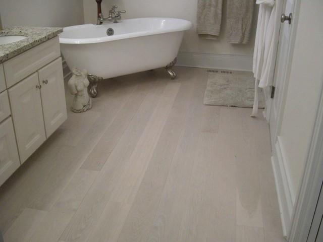 White Oak Hardwood Floors Wood Flooring Toronto By