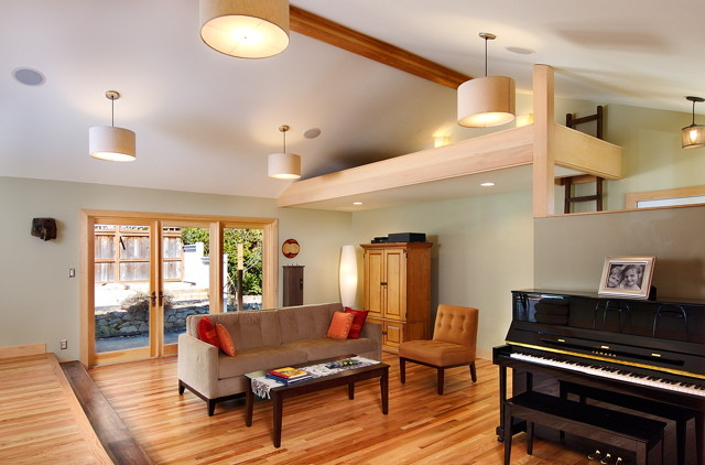 Broadleaf Architecture PC modern-family-room