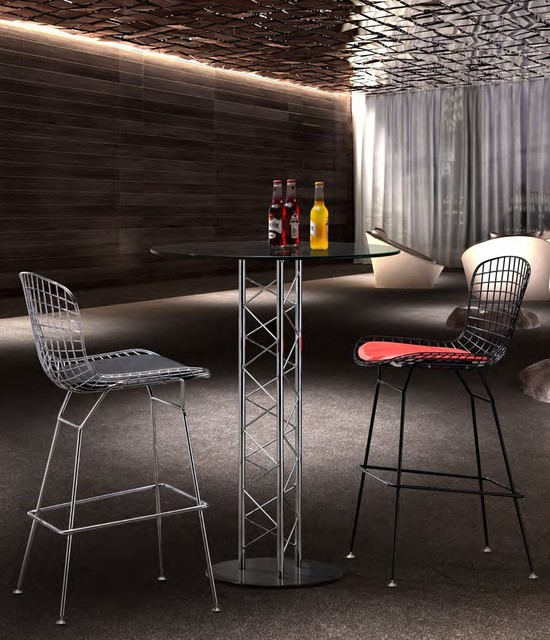 Zuo - Wire Bar Chair modern-outdoor-products